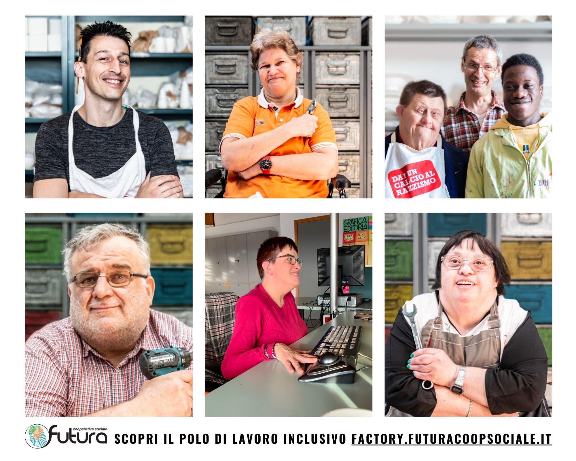 polo inclusivo lavoro disabili