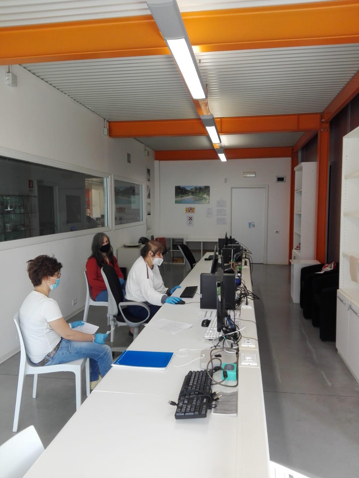 aula multimediale futura coop sociale
