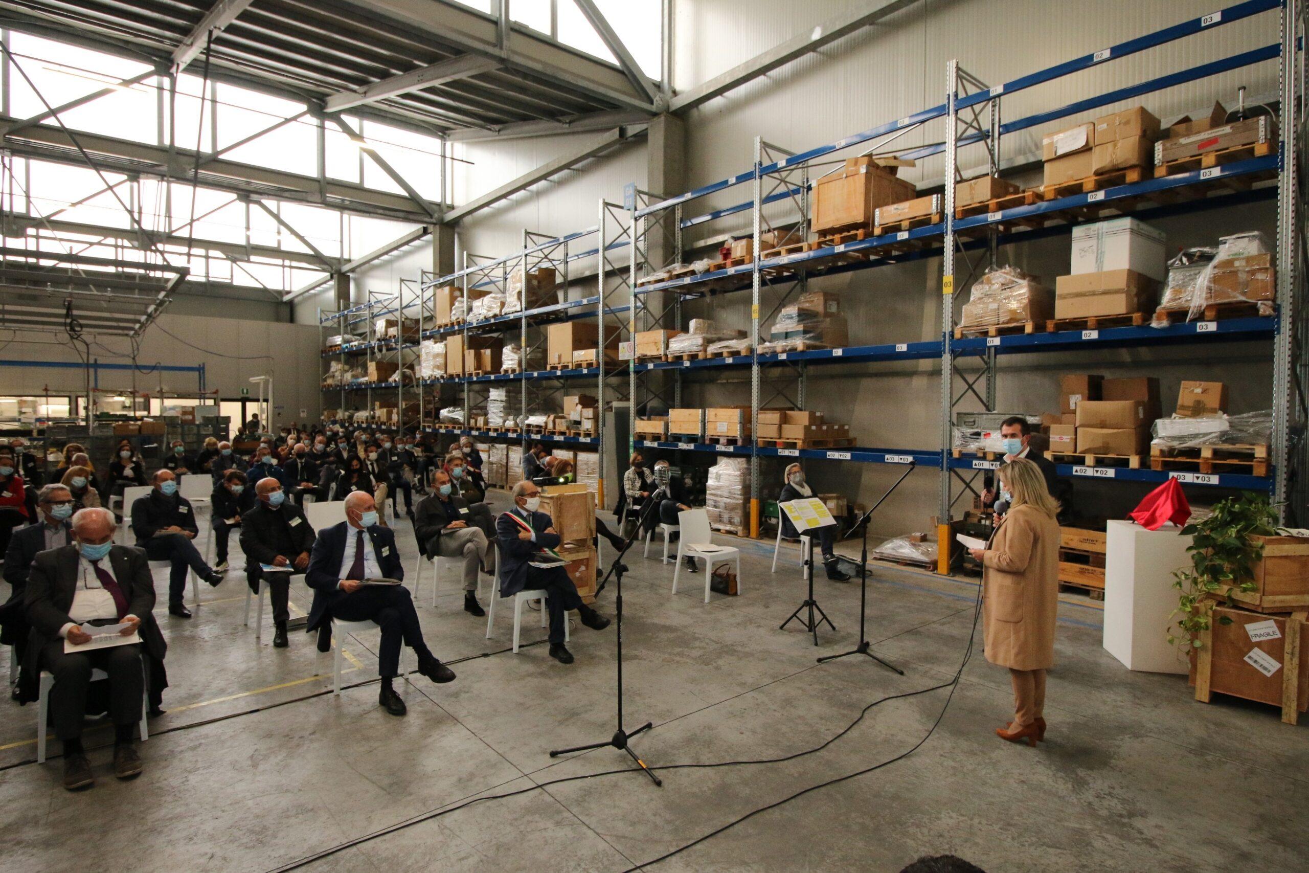 prefetta vinciguerra inaugurazione futura factory